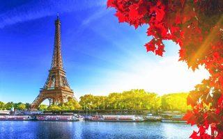 Eiffel Tower Fransa