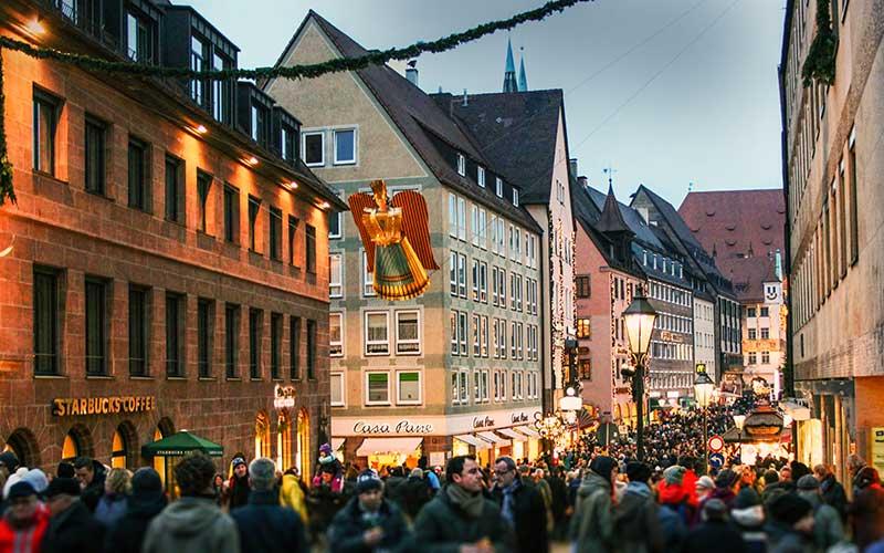Nurnberg, Almanya