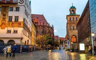 Nurnberg Streets