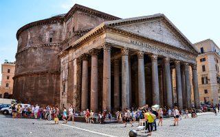 Roma'da 3 günde gezilecek yerler