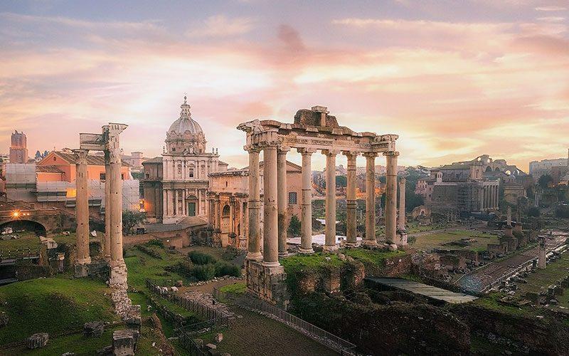 Roman Forum-Gezilecek-Yerler
