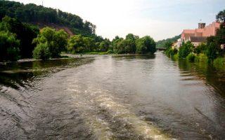 Fulda Nehri, Kassel