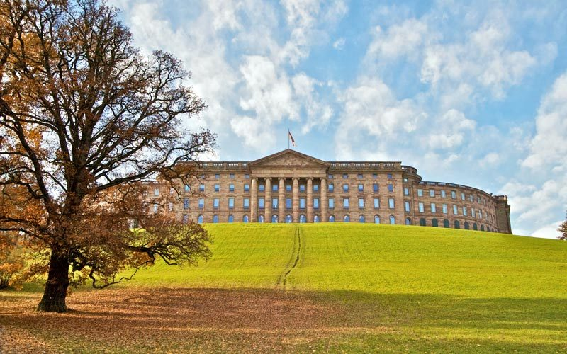 Wilhelmshohe Sarayı, Kassel