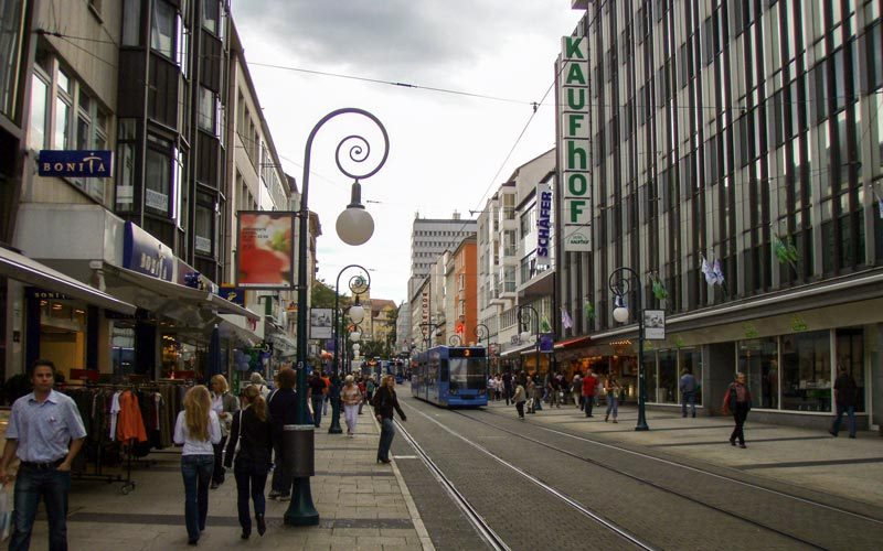 Königsstraße, Kassel