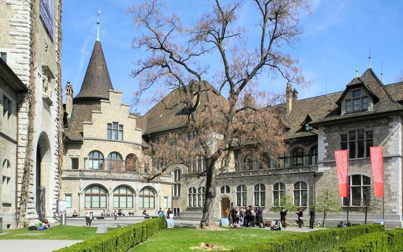 Zurih Gezi Rehberi Isvicre Ulusal Muzesi