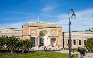 Danimarka Ulusal Muzesi, Kopenhag