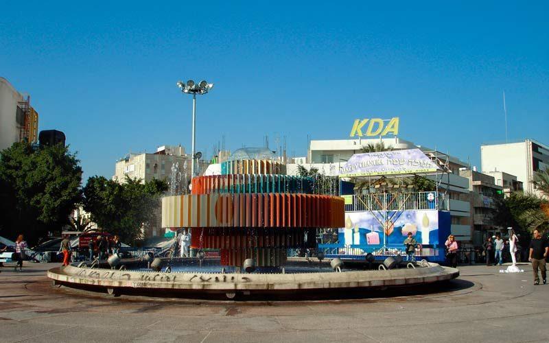 Dizengof, Tel Aviv