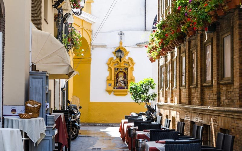 El Arenal Sokakları