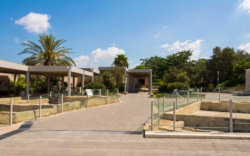 Eretz Israel Muzesi, Tel Aviv