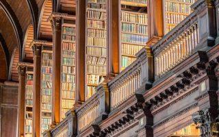 Eski Kütüphane, Dublin