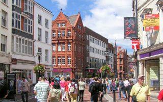 Grafton Sokağı, Dublin
