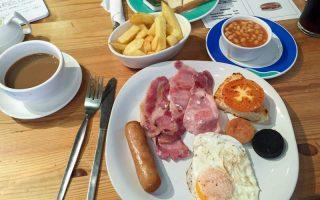 Irlanda Kahvaltısı