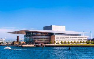 Kopenhag Opera House