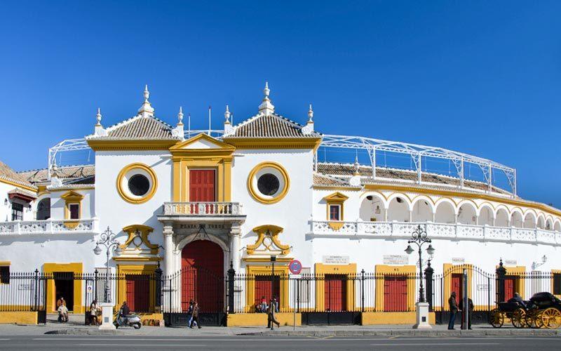 Maestranza Bullring, Sevilla