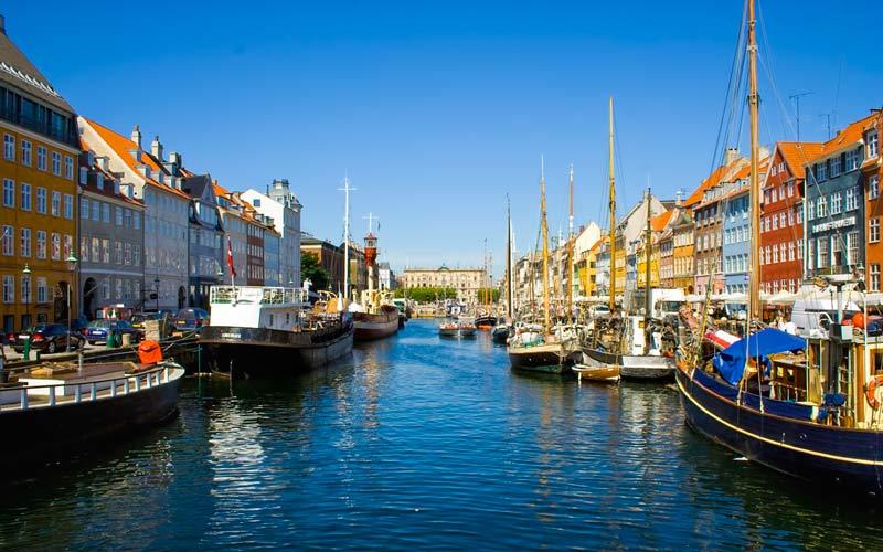 İskandinav Tarzı ve Büyüsü: Kopenhag