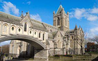 Ortacag Hristiyan Katedrali, Dublin