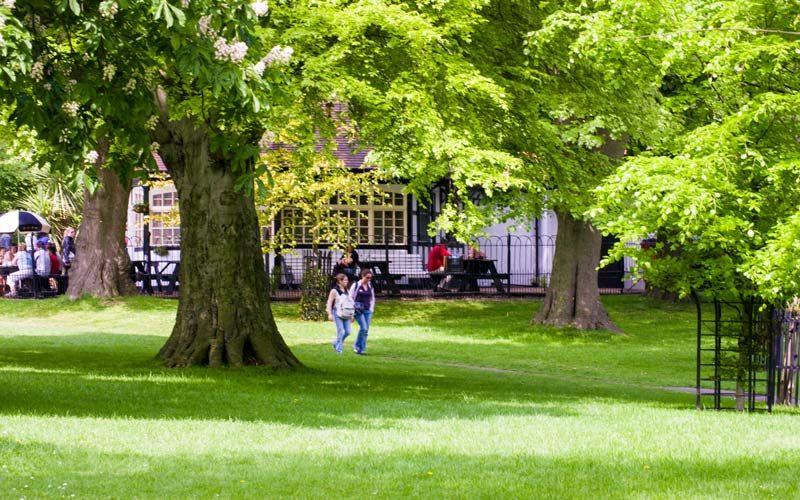 Phonenix Park, Dublin