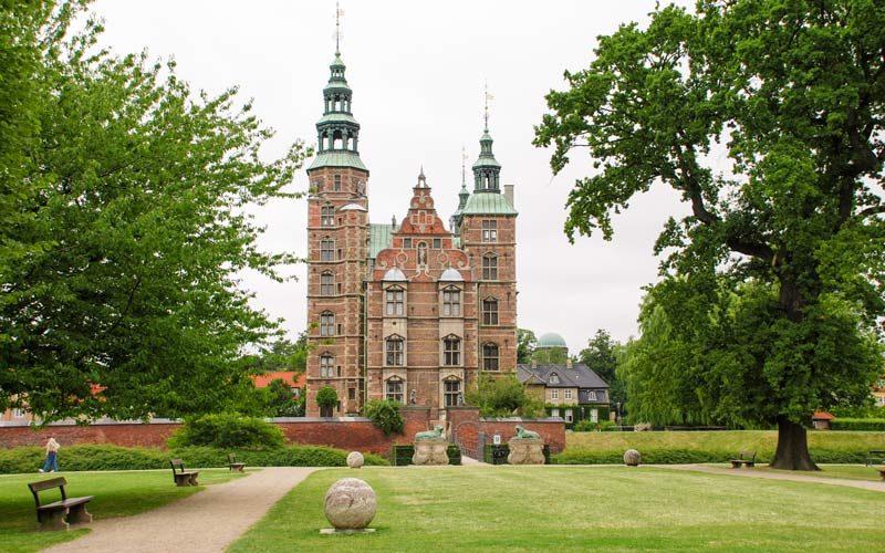 Rosenborg Kalesi, Kopenhag