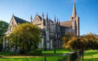 St. Patrick Katedrali, Dublin