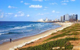 Tayelet, Tel Aviv
