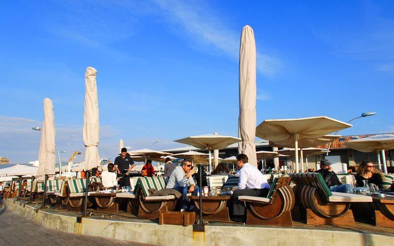Tel Aviv Limanı