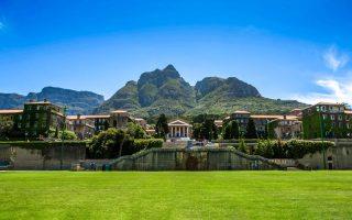 Cape Town Gezi Rehberi Devils Peak University of Cape Town