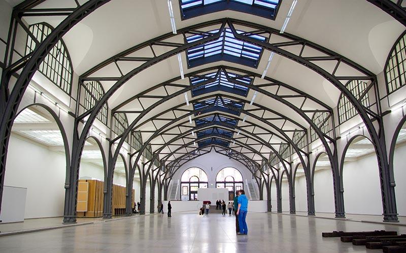 Tiergarten'deki Kültür Forumu