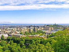 İskoçya'da Görülecek Yerler, Edinburg