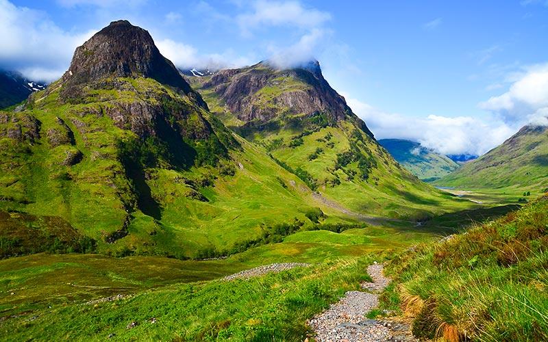 İskoçya'da Görülecek Yerler, Glencoe