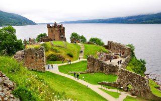 İskoçya'da Görülecek Yerler Loch Ness