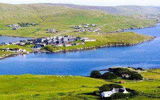 İskoçya'da Görülecek Yerler, Shetland Adaları