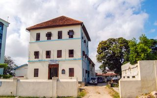 Livingstone's House