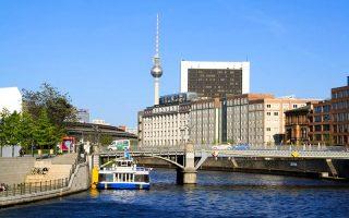 Mitte Bölgesi, Berlin
