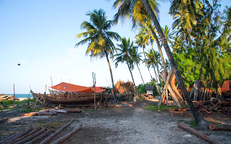 Nungwi Dhow