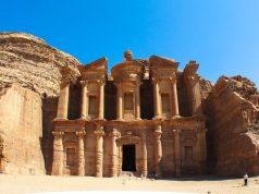 Petra'da Çekilen Filmler