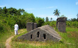 Zanzibar Slave Chambers