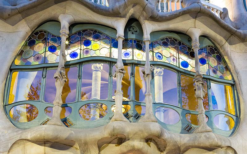 Barcelona Gezilecek Yerler Passeig de Gracia