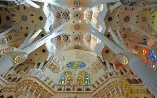 Barcelona Gezilecek Yerler Sagrada Familia