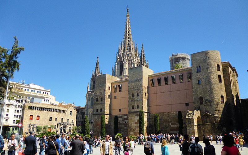 Barcelona Gezilecek Yerler