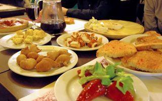 Barselona yeme ve içme
