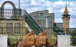 Hammouda Camii, Tunis