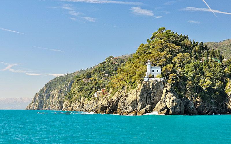 Portofino Deniz Feneri