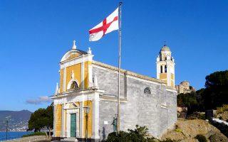 Portofino Gezi Rehberi Chiesa di San Giorgio