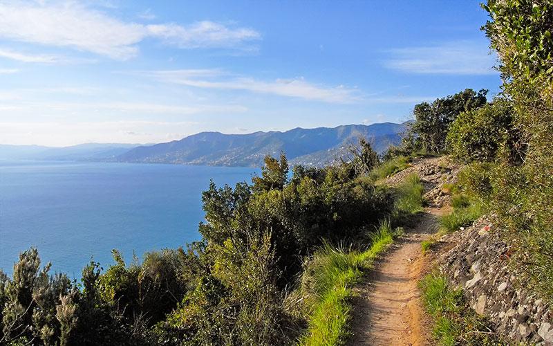 Portofino Gezi Rehberi Dağ Yürüyüşü