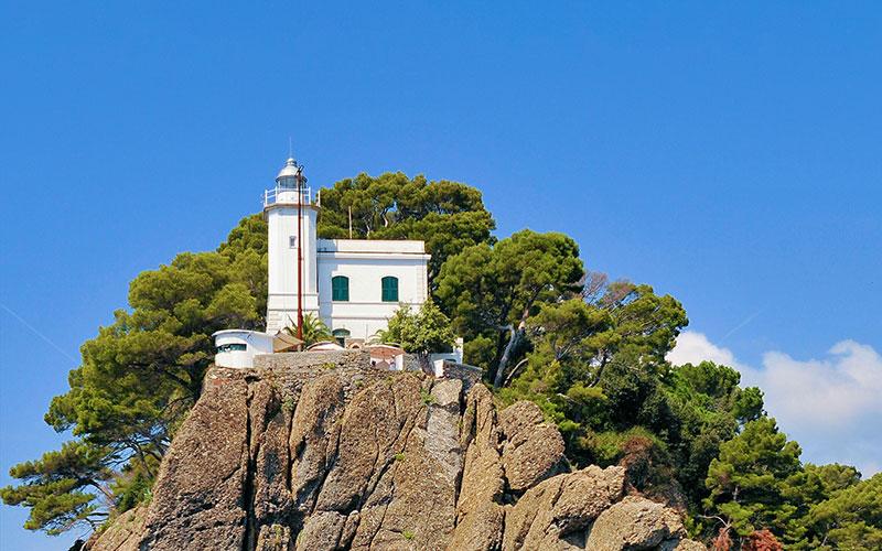 Portofino Gezi Rehberi Deniz Feneri