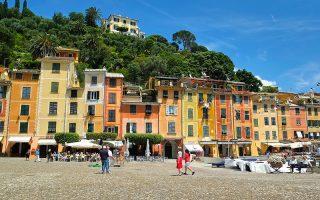 Portofino Gezilecek Yerleri