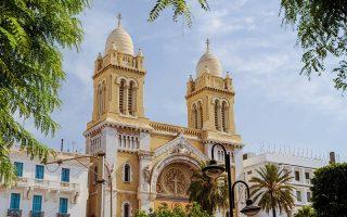 St. Vincent de Paul, Tunisia