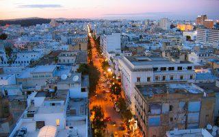 Tunis görülecek yerler