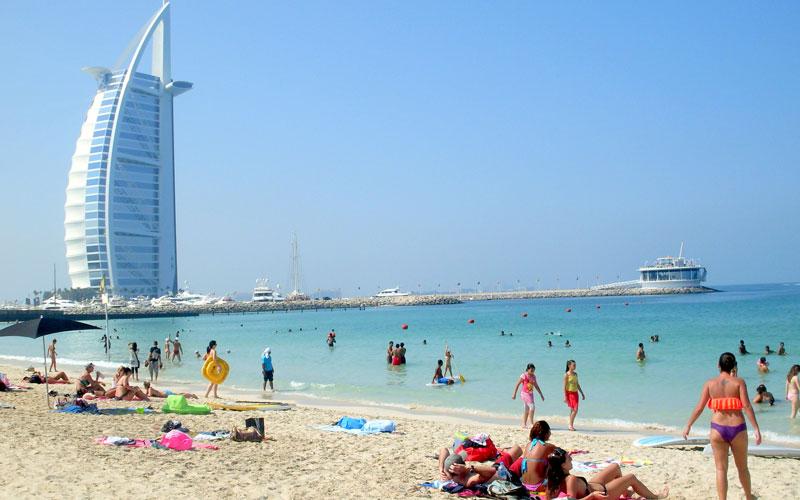 Dubai-Plajlari