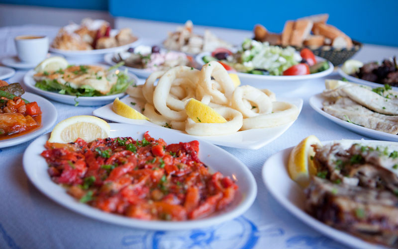 Greek-Food